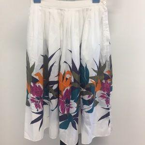 Dresses & Skirts - Multi-color Midi Skirt